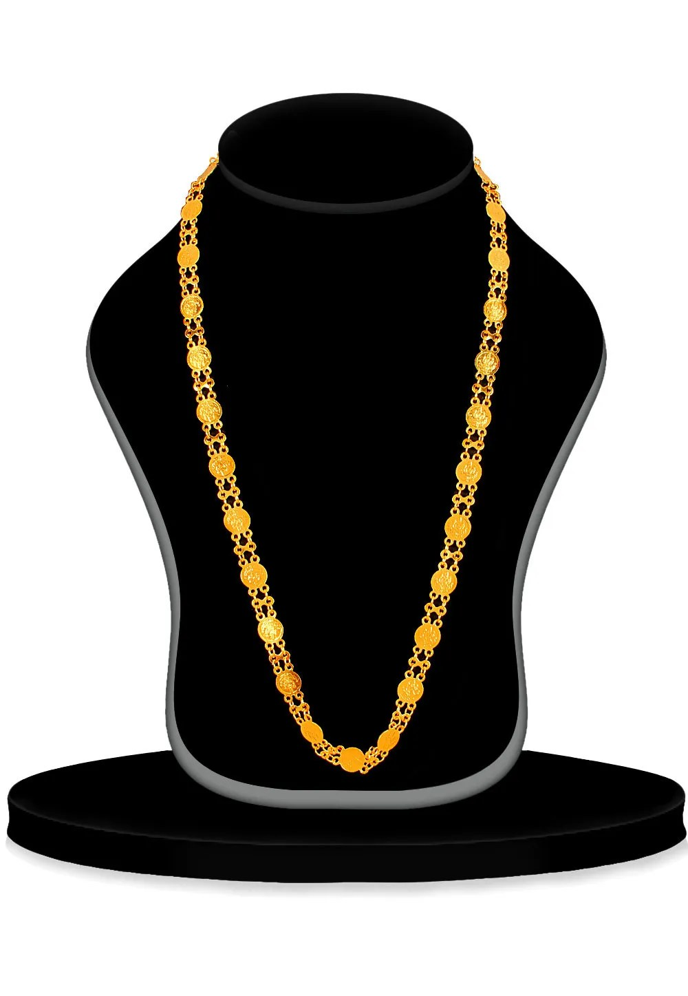 Gold Plated Long Chain JDW534
