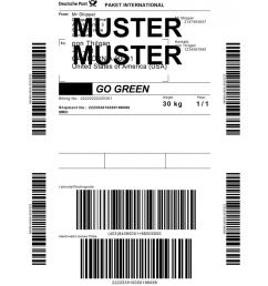 module shipping carriers dhl paket shipping plugin with print label 1 [ 1000 x 1000 Pixel ]