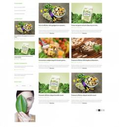theme health beauty nova bio medical store 6 [ 1000 x 1000 Pixel ]