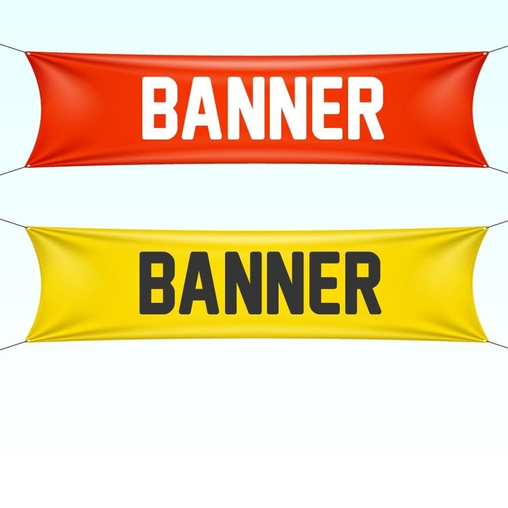 custom banner module