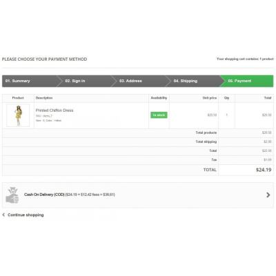 Cash On Delivery With Fee/Surcharge - Complete 100% COD ...