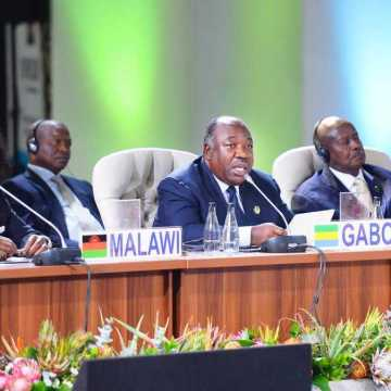 10ème Sommet des BRICS: Ali Bongo plaide pour la zone de libre-échange continentale africaine