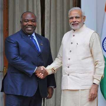 Lutte contre le changement climatique: l'Inde fait un don de 1 million de dollars au Gabon