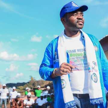 Guy-Maixent MAMIAKA: Une campagne pour l'unité des populations de la Lopé