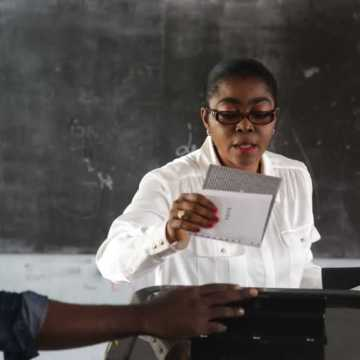 Gabon: Rose Christiane OSSOUKA Satisfaite de son bilan à la Mairie de Libreville