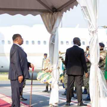 """Ali Bongo: """"C'est avec une volonté et une énergie décuplées que je poursuis ma mission au service de notre pays"""""""