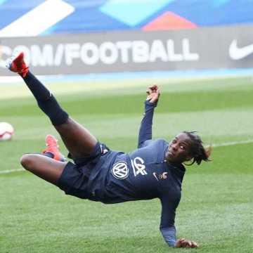 Coupe du monde féminine : une gabonaise chez les bleues.