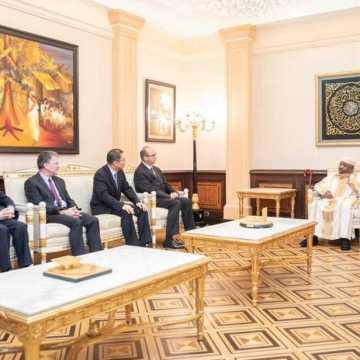 Diplomatie: Les membres du conseil de sécurité de l'ONU au palais du bord de mer.