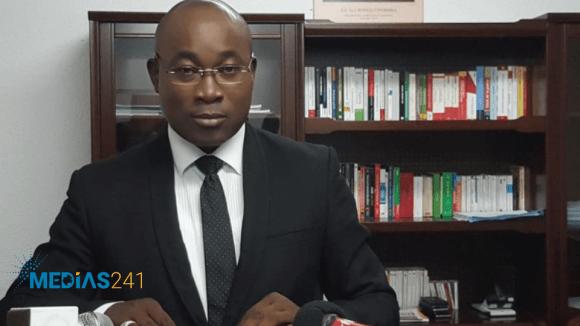 """""""Vous laissez les bandits courir dans la capitale"""" le procureur Olivier Nzahou aux Officiers de Police judiciaires."""