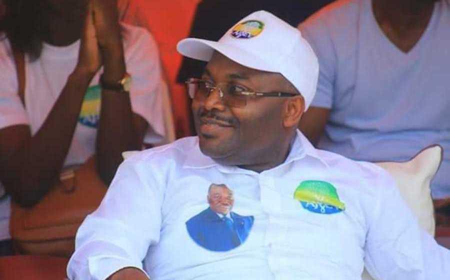 Noël Mboumba, l'homme qui connait bien l'or noir