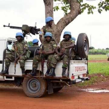 Bambiri : Le départ des casques bleus gabonais fait peur.