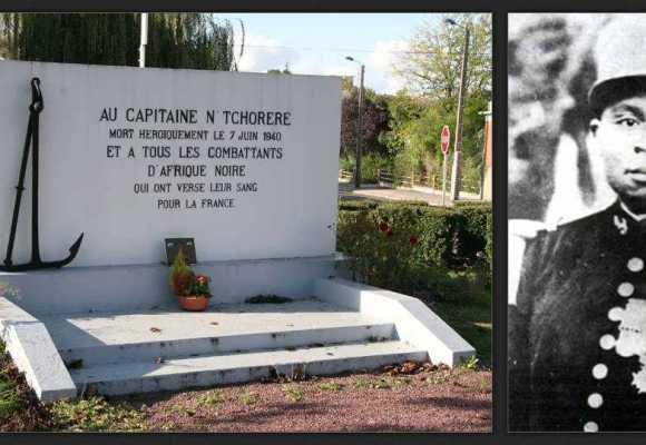 Airaines honore le Gabon et le capitaine N'Tchoréré