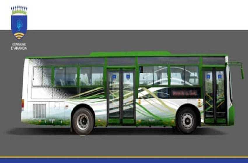 TRANSPORT ROUTIER : Des bus ''high tech'' pour la commune d'Akanda