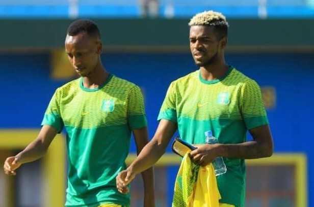 FOOTBALL : RICK MARTEL ALLOGHO FILE À L'AS KIGALI