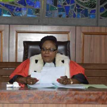 ALEX MOMBO REMPLACE  PAULETTE AYO MBA À LA COUR D'APPEL JUDICIAIRE