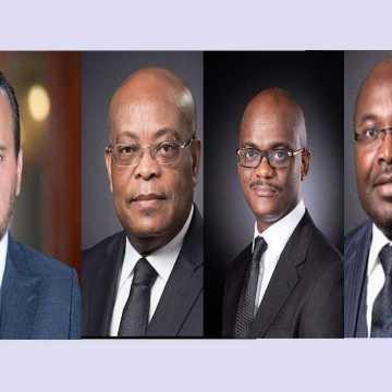 QUATRE EX-MINISTRES DEVANT LE JUGE CE 13 DÉCEMBRE 2019