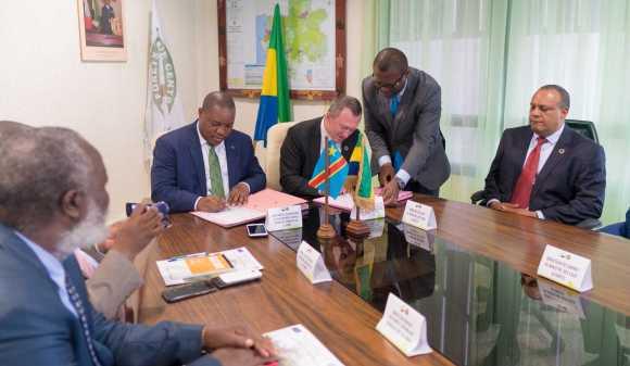 GABON – RDC : UN MÉMORANDUM POUR LA PROTECTION DE LA BIODIVERSITÉ