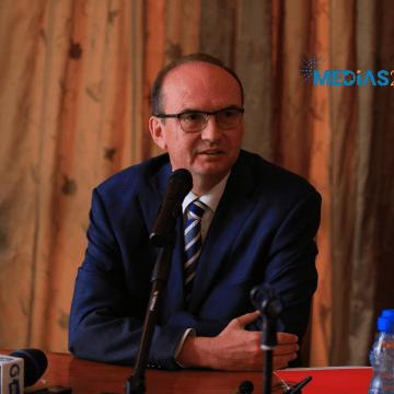 GABON-RUSSIE : FIN DE SIX ANNÉES DE MISSION POUR L'AMBASSADEUR DMITRY KOURAKOV