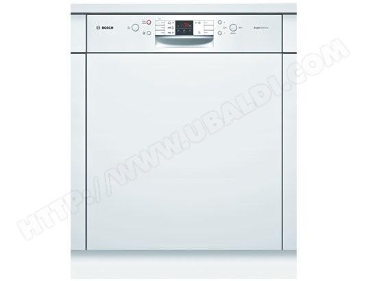bosch lave vaisselle integrable 60 cm smi53m82eu