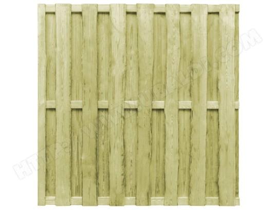 icaverne inedit clotures et barrieres categorie astana portillon de cloture de jardin 180x180cm fsc bois impregne vert ma 78ca601ined mehm0