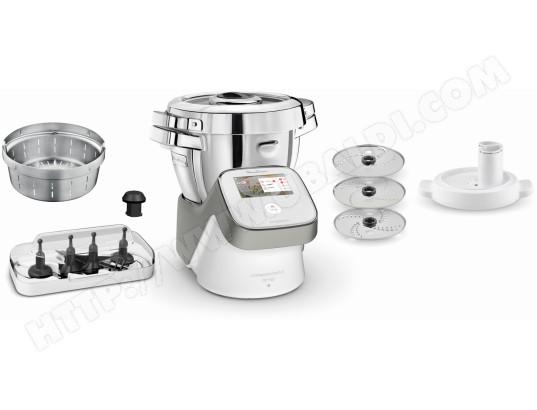 moulinex robot cuiseur robot i companion touch xl ecran tactile hf936e00