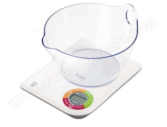 tefal balance de cuisine bc5060a9 easy