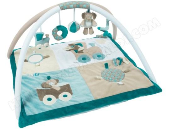 nattou tapis d eveil tapis avec arches gaston cyril 531269