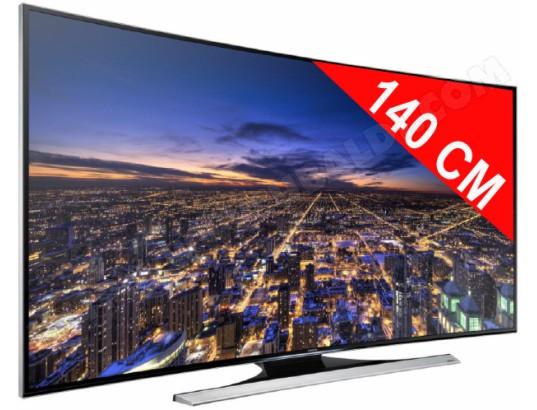 samsung tv led 4k incurve 3d 140 cm ue55hu8200 incurve