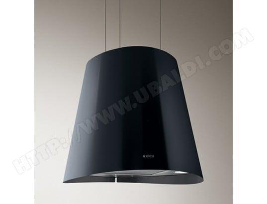 elica hotte decorative ilot juno bl f 51 hotte suspendue noire