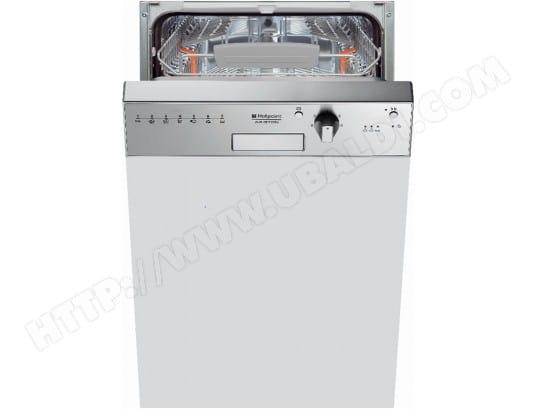 hotpoint ariston lave vaisselle integrable 45 cm lspb7m116xeu