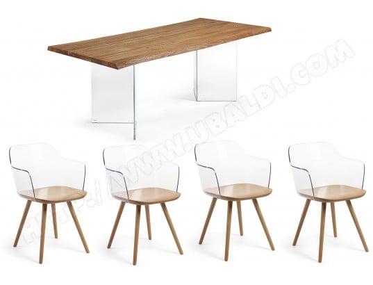 lf ensemble table et chaises ensemble table levik chaises klam