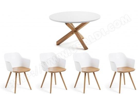 lf ensemble table et chaises ensemble table nori chaises klam