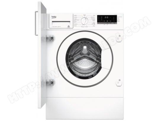 Avis Lave Linge Encastrable Beko Witc7612b0w Test Critique Et Note