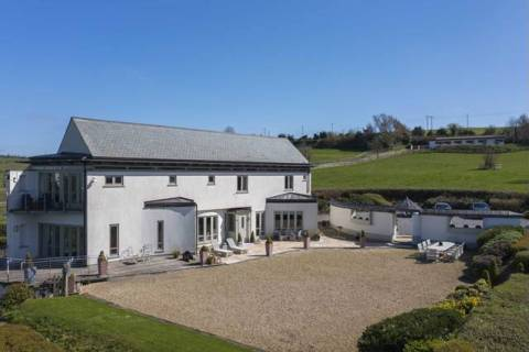 Portree House on c. 43 acres, Straffan, Co. Kildare.