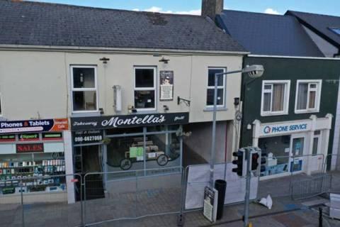 Main Street, Roscommon Town
