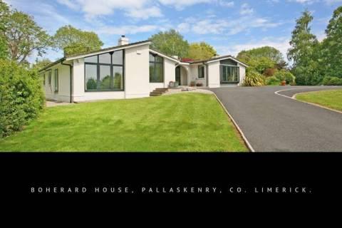 Boherard House, Boherard, Pallaskenry, Co. Limerick