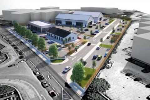 Newbridge Enterprise Park