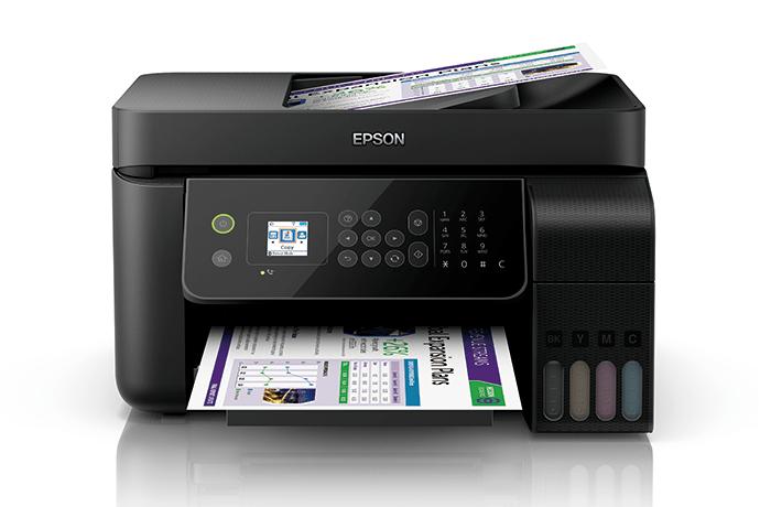 Epson L5190 | 原廠連續供墨系統 | 印表機 | 商用系列 | Epson Taiwan