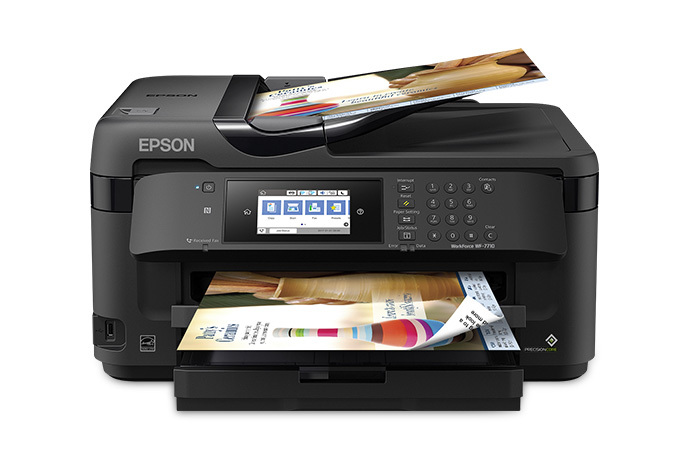 Workforce wf wide format all in one printer also inkjet printers rh epson