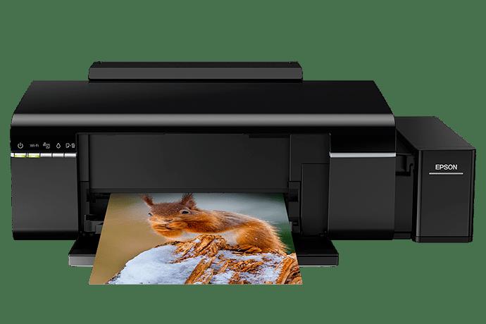 Epson L805   原廠連續供墨系統   印表機   商用系列   Epson Taiwan