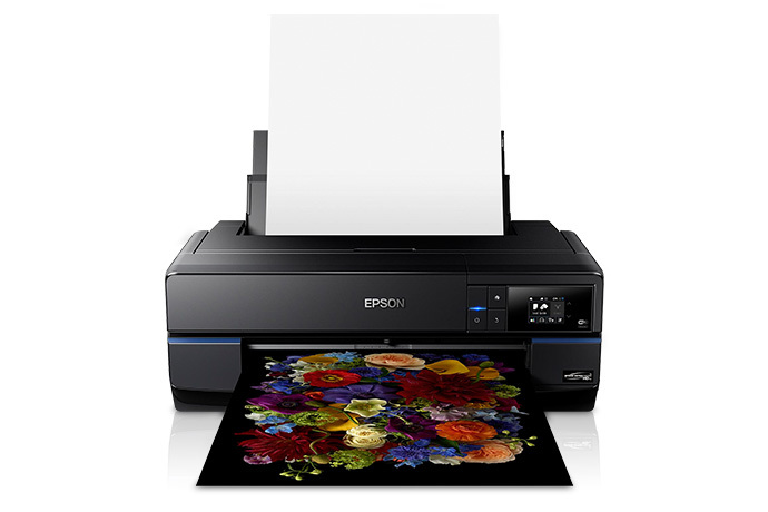 epson surecolor p800 screen