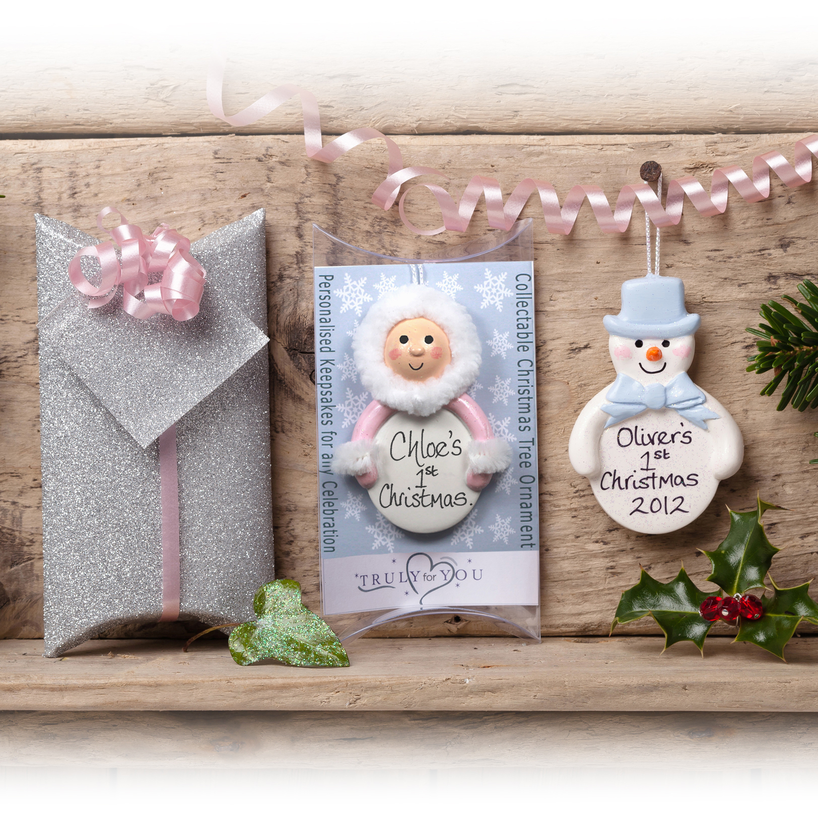 1st Christmas Baby Gifts
