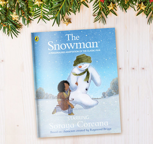 Personalised The Snowman™ Book