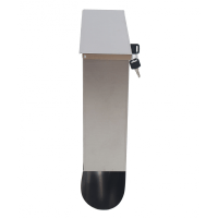 Outdoor Wall Mounted Postbox Mailbox Letterbox