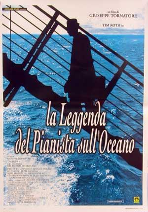 La Leggenda Del Pianista Sull'oceano : leggenda, pianista, sull'oceano, Listen, Death, Above:, FILM:, Leggenda, Pianista, Sull'oceano