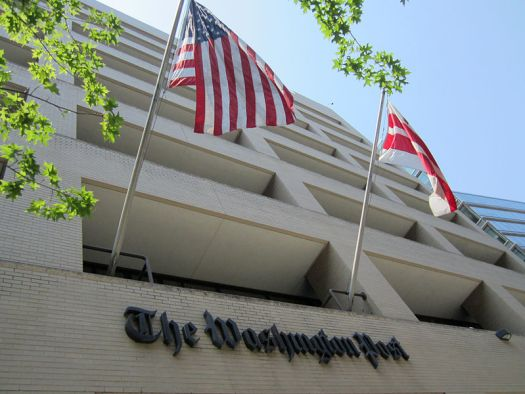 The Washington Post. Photo by Daniel X. O'Neil and used here with Creative Commons license.