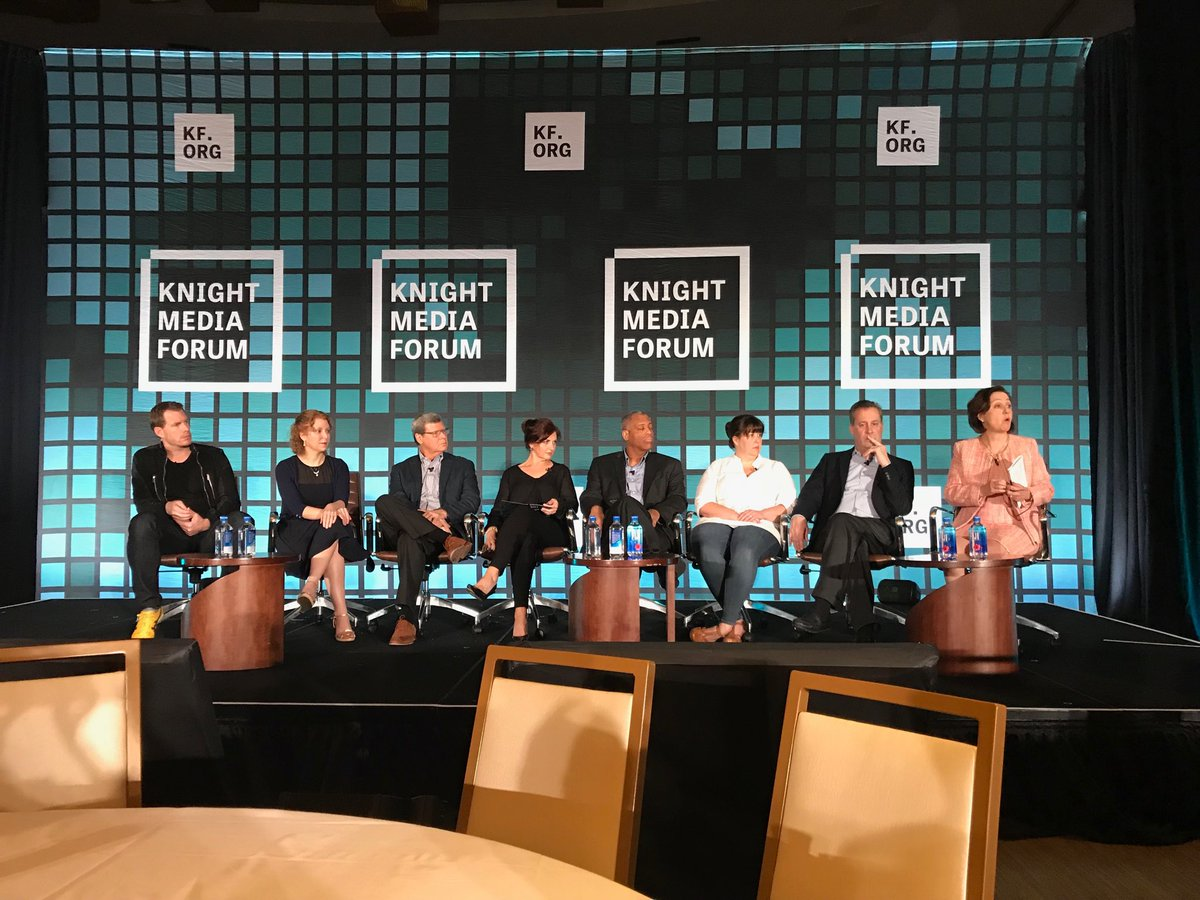 Knight Media Forum Focuses on Non-Profit News, Impact and Danger of Algorithms