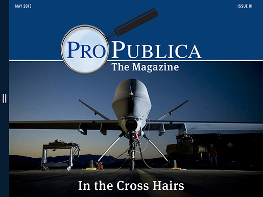 How ProPublica, OPB Used Digital Magazines to Showcase Stories Anew