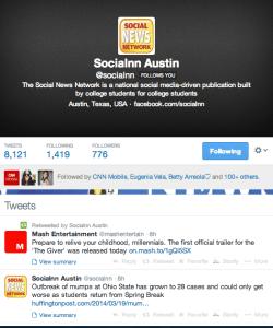 Socialnn Twitter