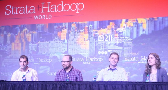 Strata Hadoop World 2014 Debate on Data Scientists